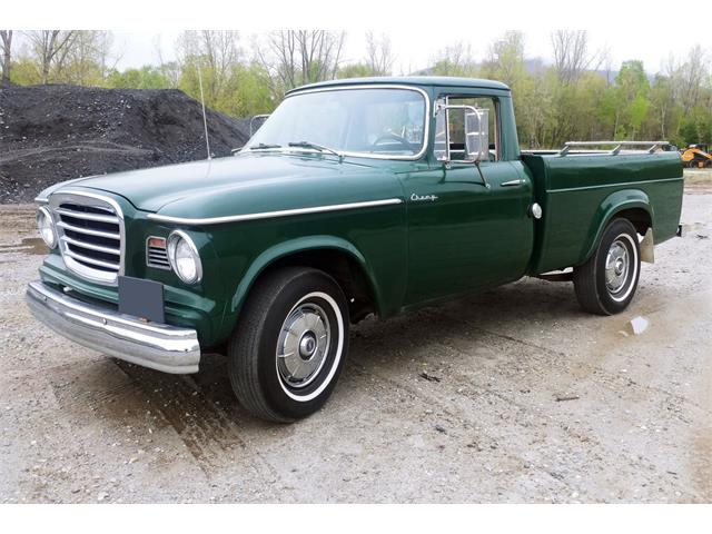 Picture of Classic '64 Studebaker Champ located in Connecticut Auction Vehicle - QAQK