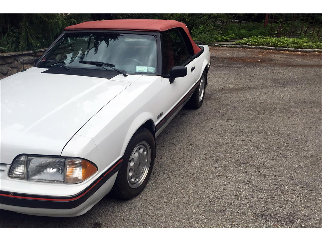 Large Picture of 1989 Ford Mustang - QAQR