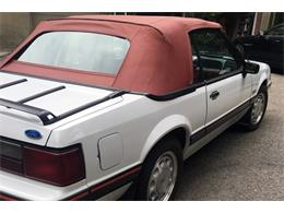 Picture of 1989 Mustang located in Uncasville Connecticut Auction Vehicle - QAQR