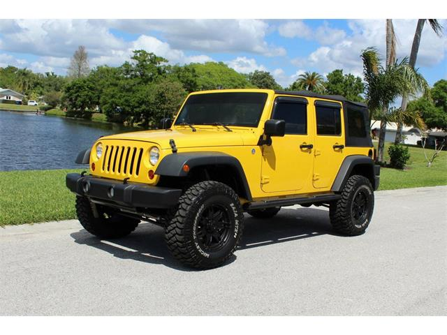 Picture of 2009 Jeep Wrangler Auction Vehicle - QAQU