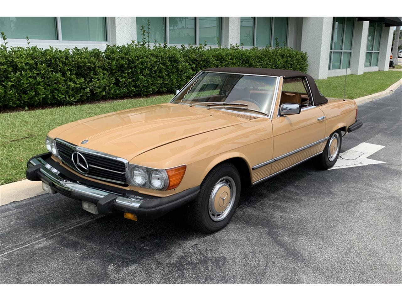 Large Picture of '77 450SL - QAR7