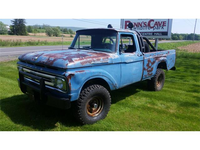 Picture of 1962 F100 located in Pennsylvania Auction Vehicle Offered by  - Q5D3