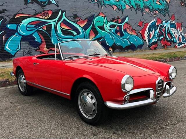 Picture of '61 Giulietta Spider - Q5EU