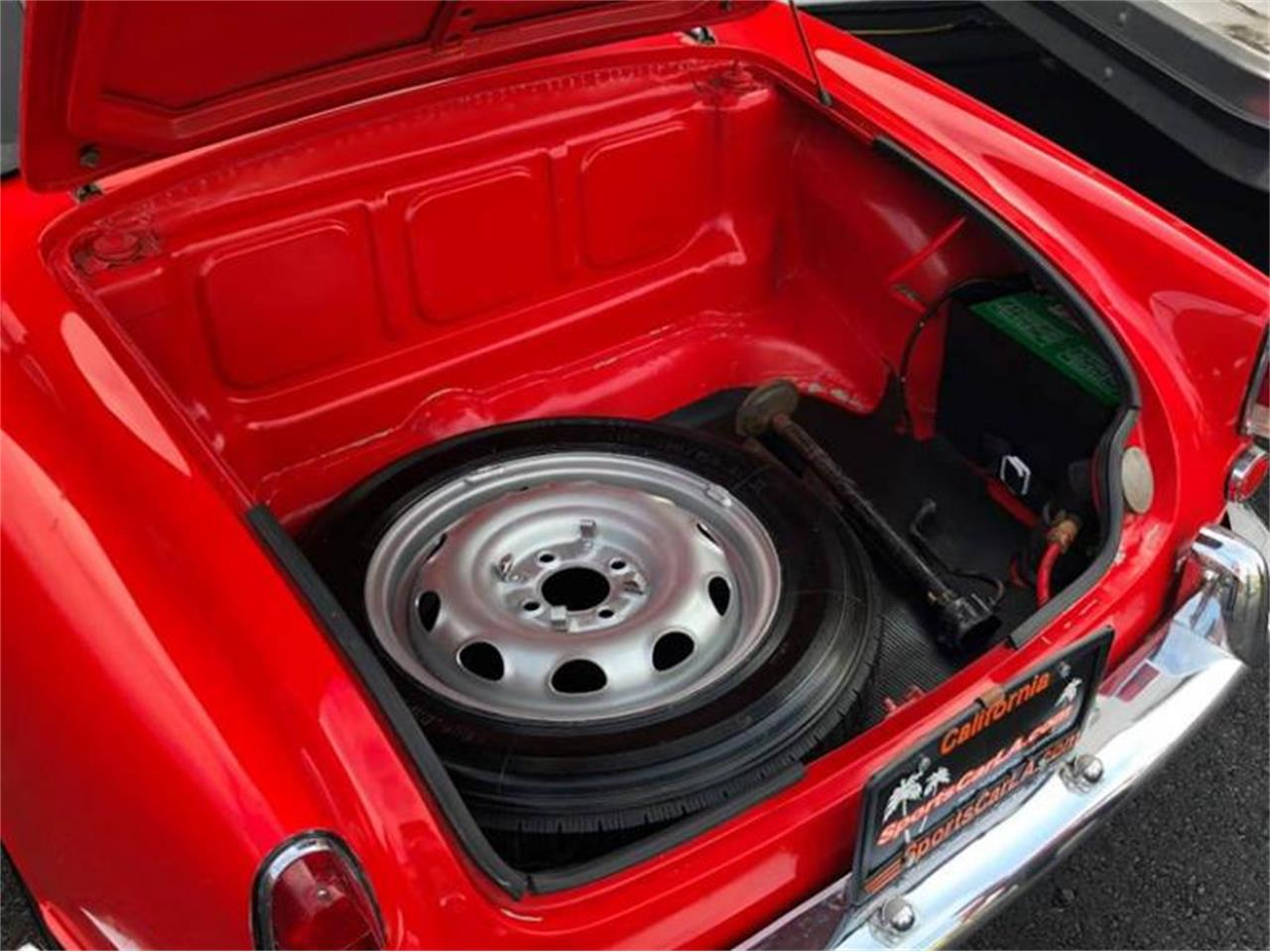 Large Picture of '61 Giulietta Spider - Q5EU