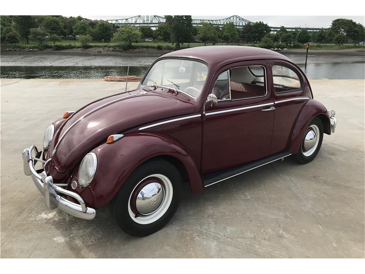 Large Picture of '61 Beetle - QARE