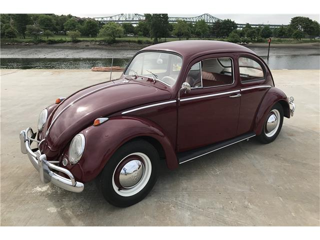 Picture of Classic 1961 Volkswagen Beetle Auction Vehicle - QARE