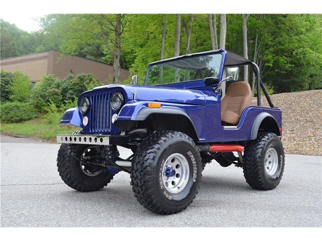 Picture of '73 CJ5 - QARI