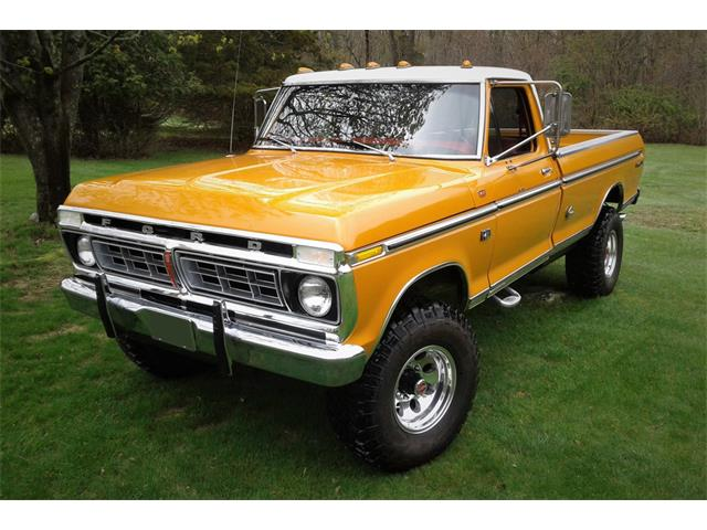 Picture of '76 F250 - QAS2