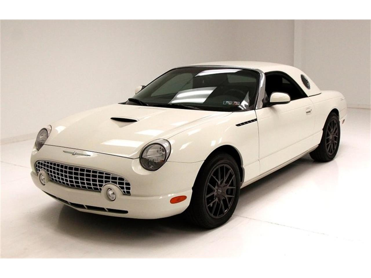 Large Picture of '02 Ford Thunderbird - $17,900.00 - Q5WF