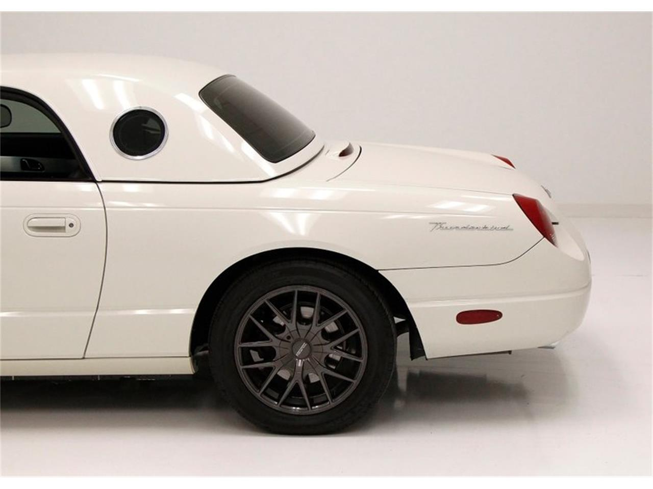 Large Picture of 2002 Ford Thunderbird Offered by Classic Auto Mall - Q5WF