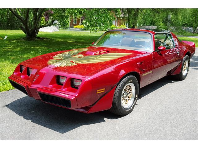 Picture of 1979 Pontiac Firebird Trans Am located in Uncasville Connecticut Auction Vehicle - QASD