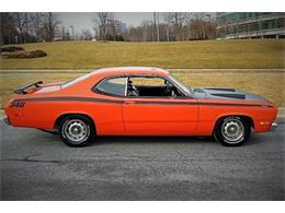 Picture of '72 Plymouth Duster located in Uncasville Connecticut Offered by Barrett-Jackson - QASE
