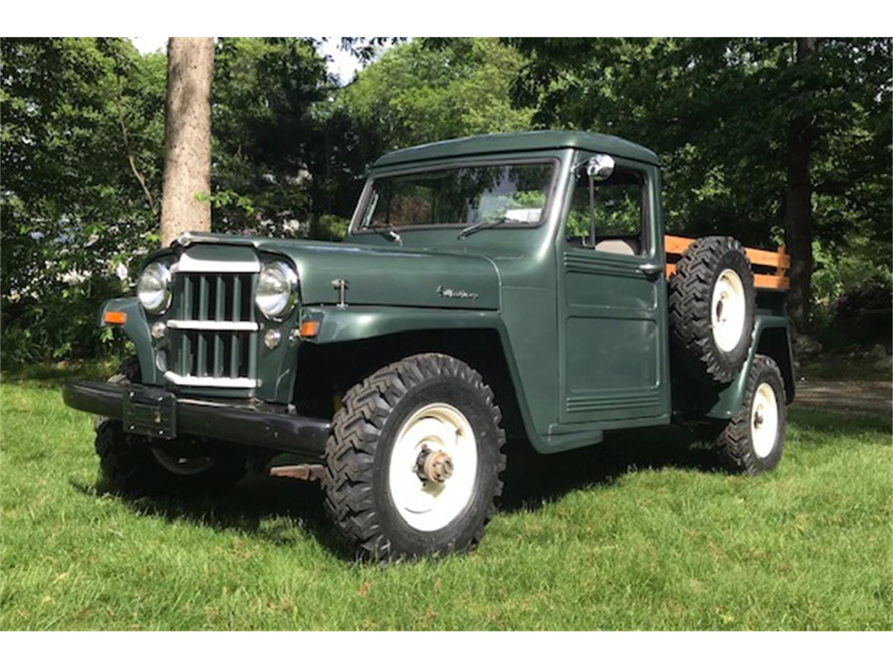 Large Picture of '62 Willys - QASJ