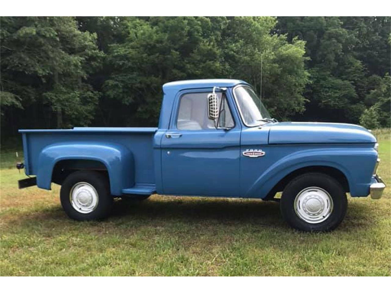 Large Picture of '65 F100 - QASQ