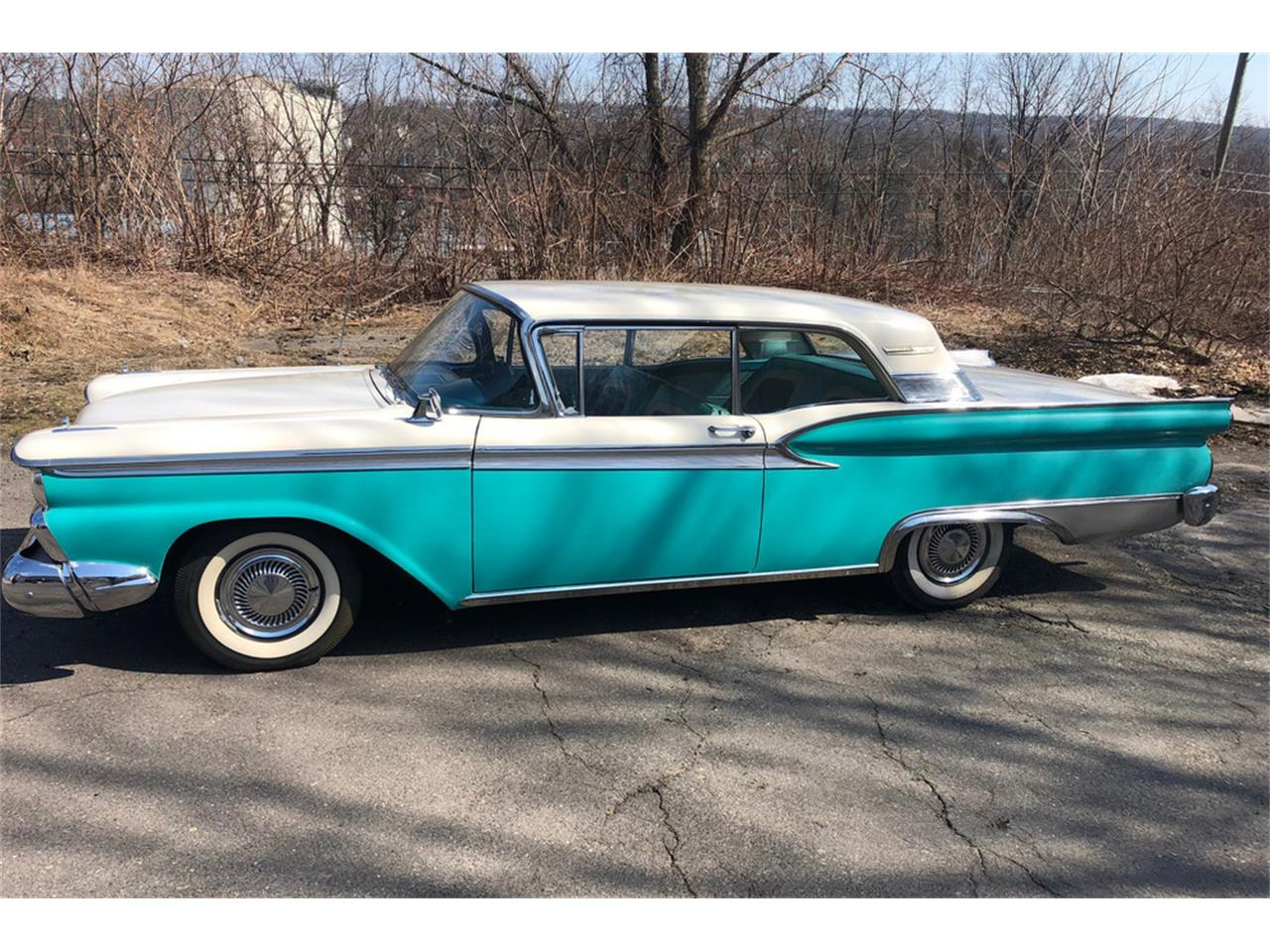 Large Picture of '59 Galaxie 500 - QASY