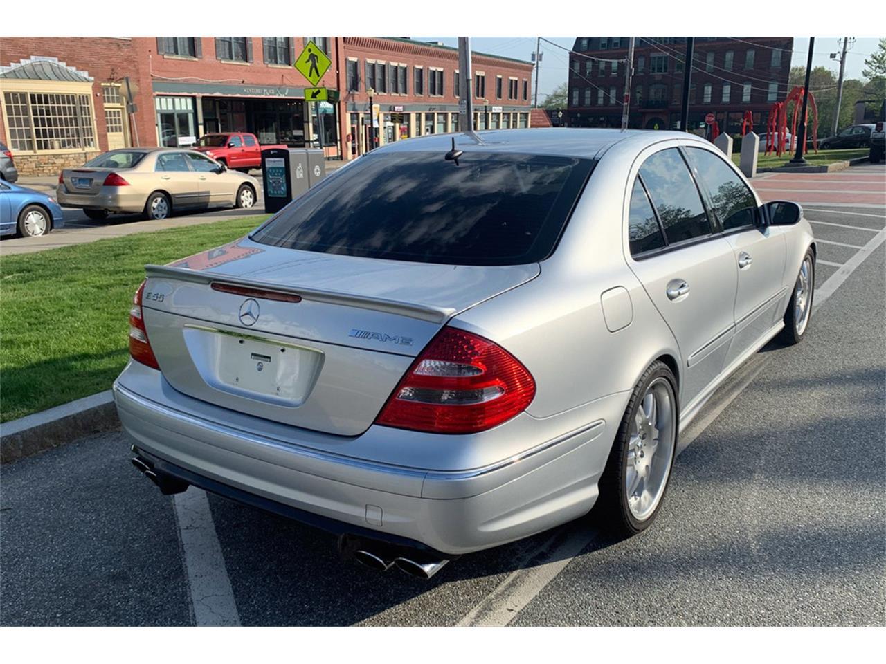 2006 Mercedes-Benz E55 for Sale | ClassicCars com | CC-1227063