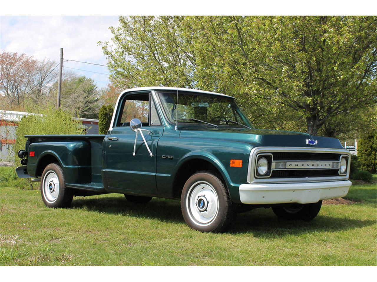 Large Picture of '69 C10 - QATH