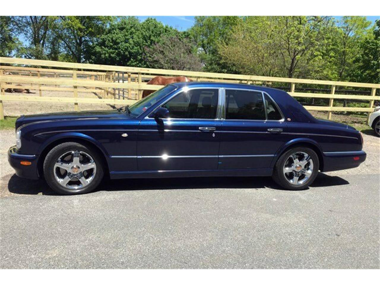 Large Picture of '03 Arnage - QATY