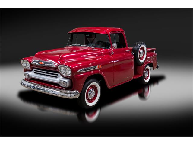 Picture of Classic '59 Chevrolet Apache Auction Vehicle - QAU3