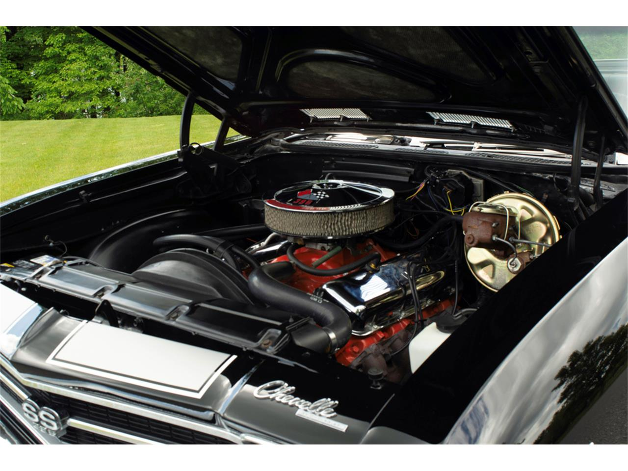 Large Picture of '69 Chevelle SS - QAU8