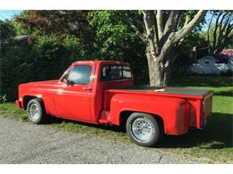 Picture of '84 Chevrolet C10 Auction Vehicle Offered by Barrett-Jackson - QAUV