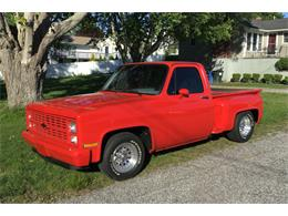 Picture of '84 Chevrolet C10 Offered by Barrett-Jackson - QAUV