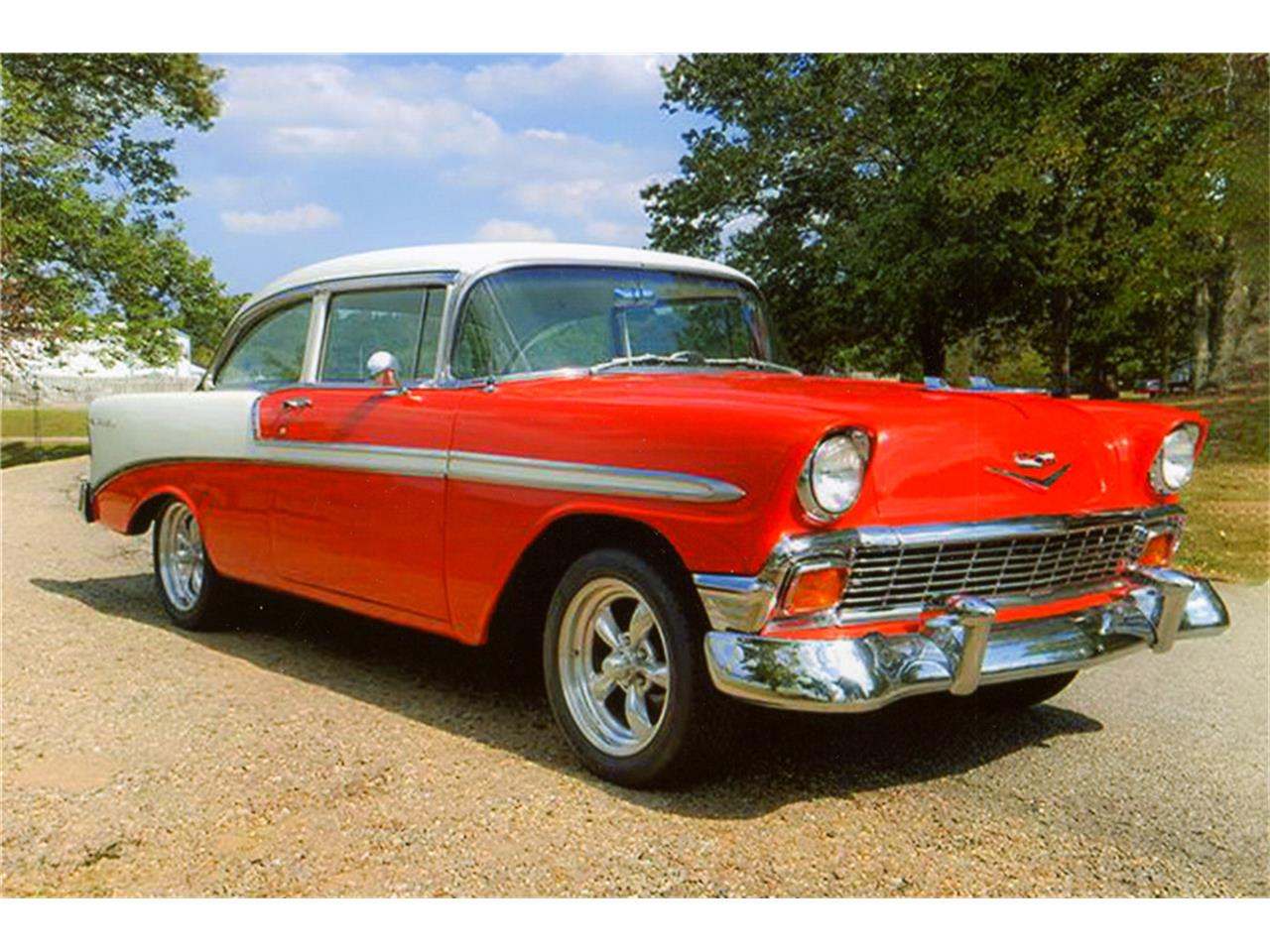 Large Picture of '56 Bel Air - QAV0