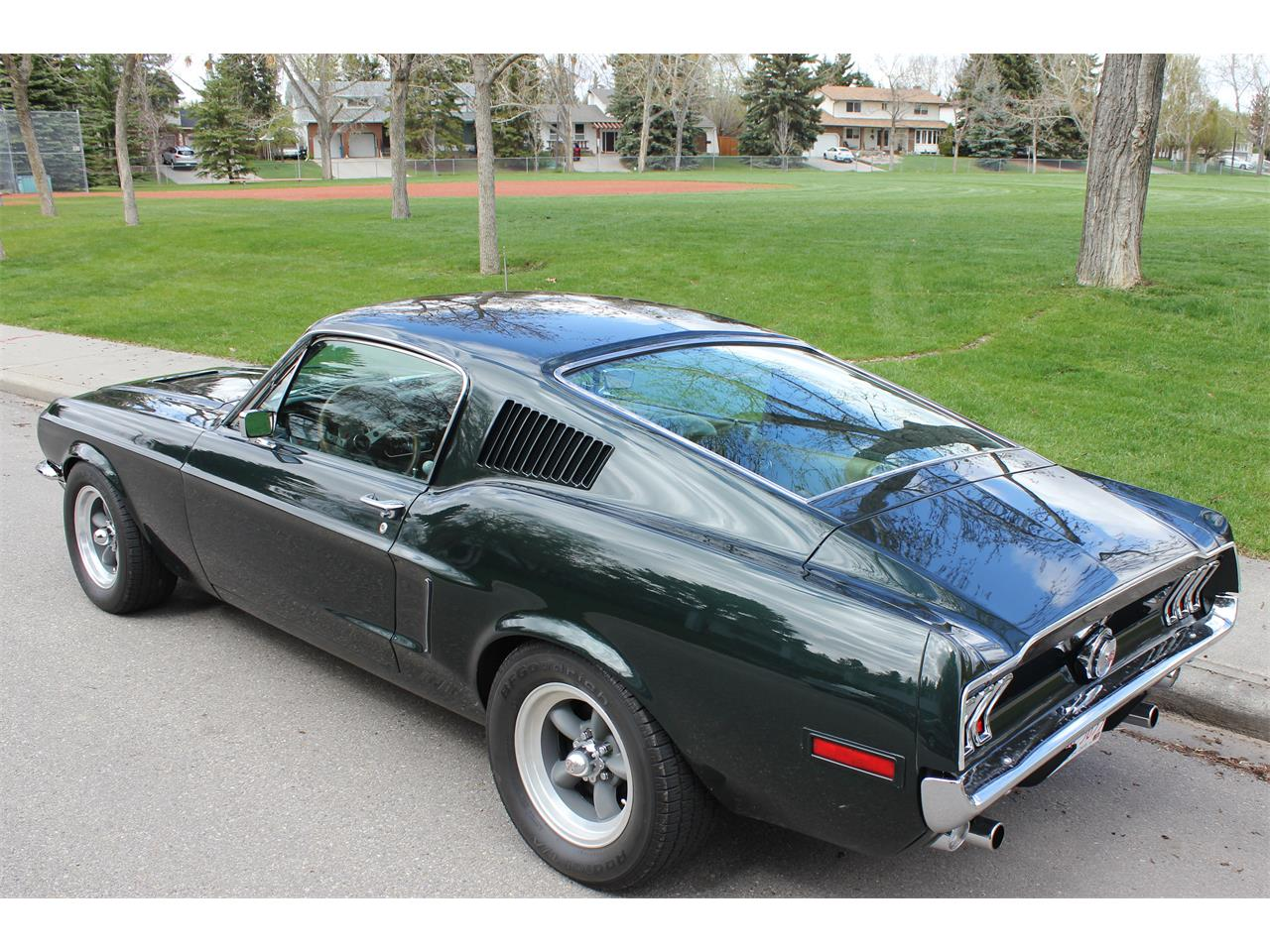 Large Picture of '68 Mustang GT - QAV3