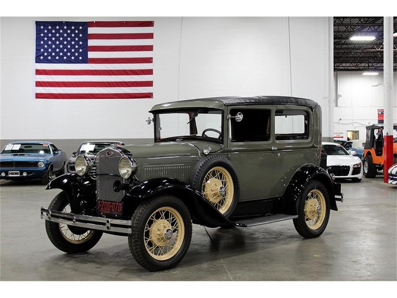 Large Picture of '31 Model A - Q5WS