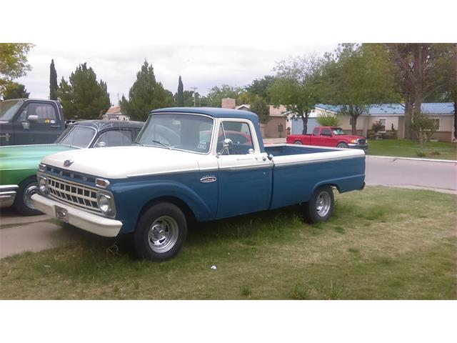 Picture of '65 F100 - QAVW