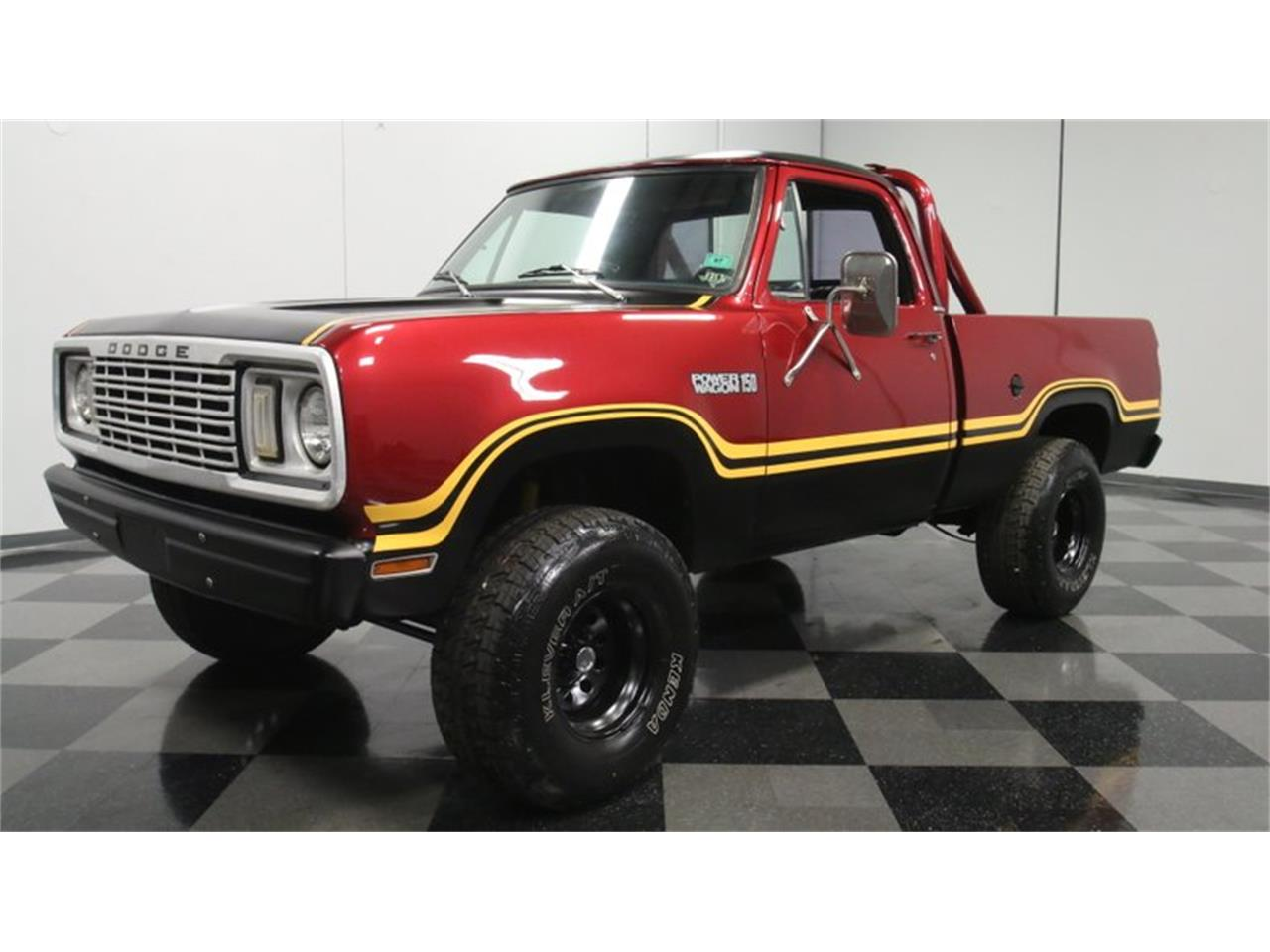 Large Picture of '78 Power Wagon - QAW4