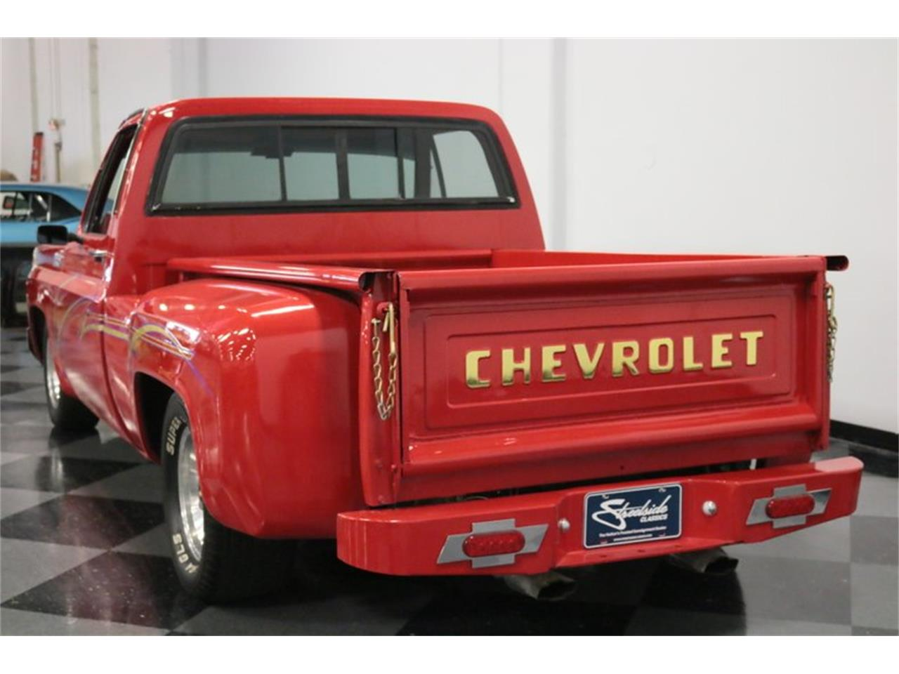 Large Picture of '79 Chevrolet C10 located in Ft Worth Texas - $22,995.00 Offered by Streetside Classics - Dallas / Fort Worth - QAW7