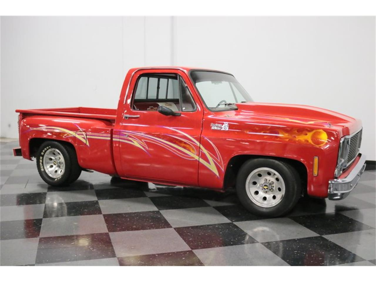 Large Picture of 1979 Chevrolet C10 located in Ft Worth Texas - $22,995.00 Offered by Streetside Classics - Dallas / Fort Worth - QAW7