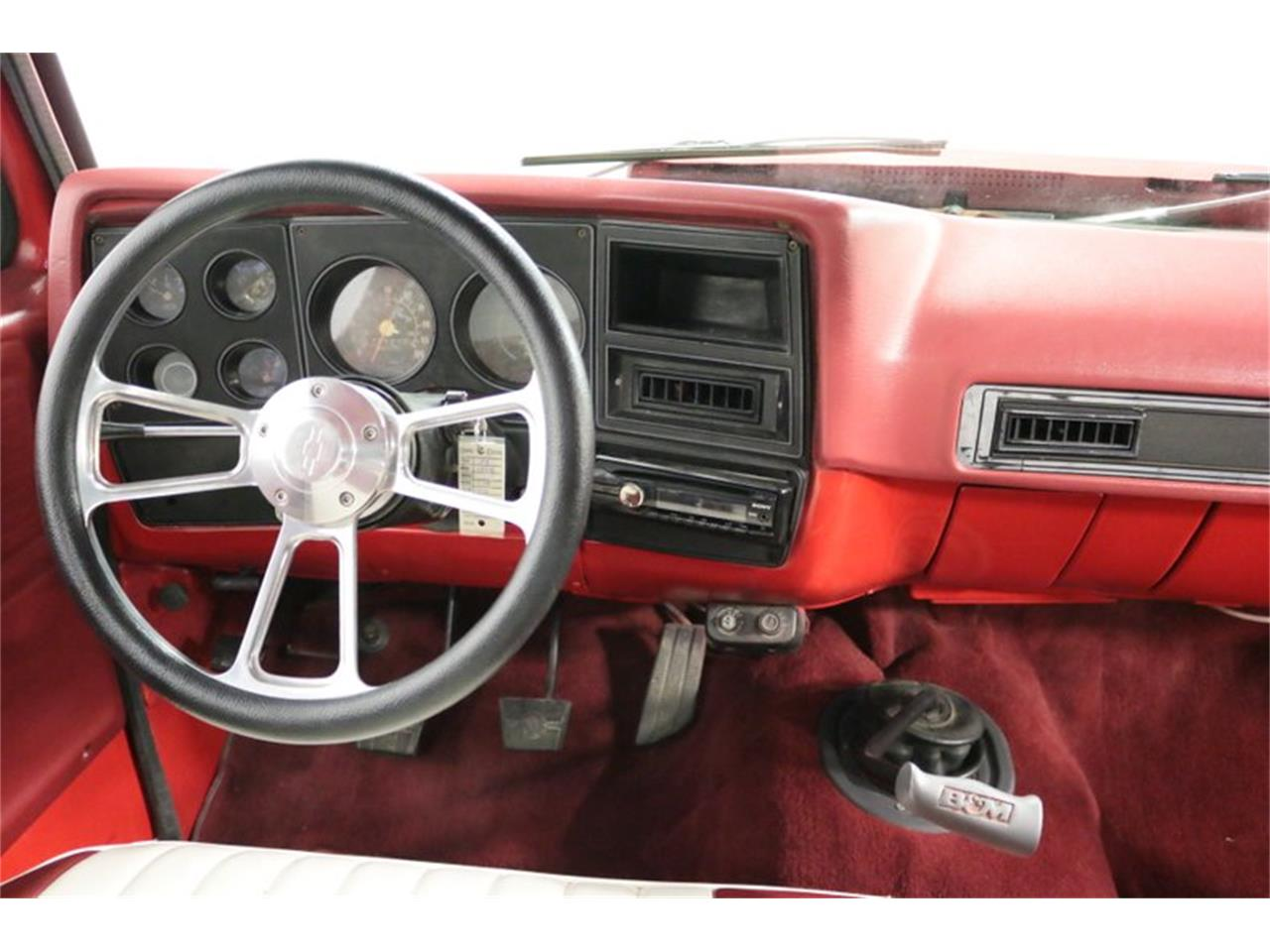 Large Picture of 1979 C10 located in Texas - $22,995.00 Offered by Streetside Classics - Dallas / Fort Worth - QAW7