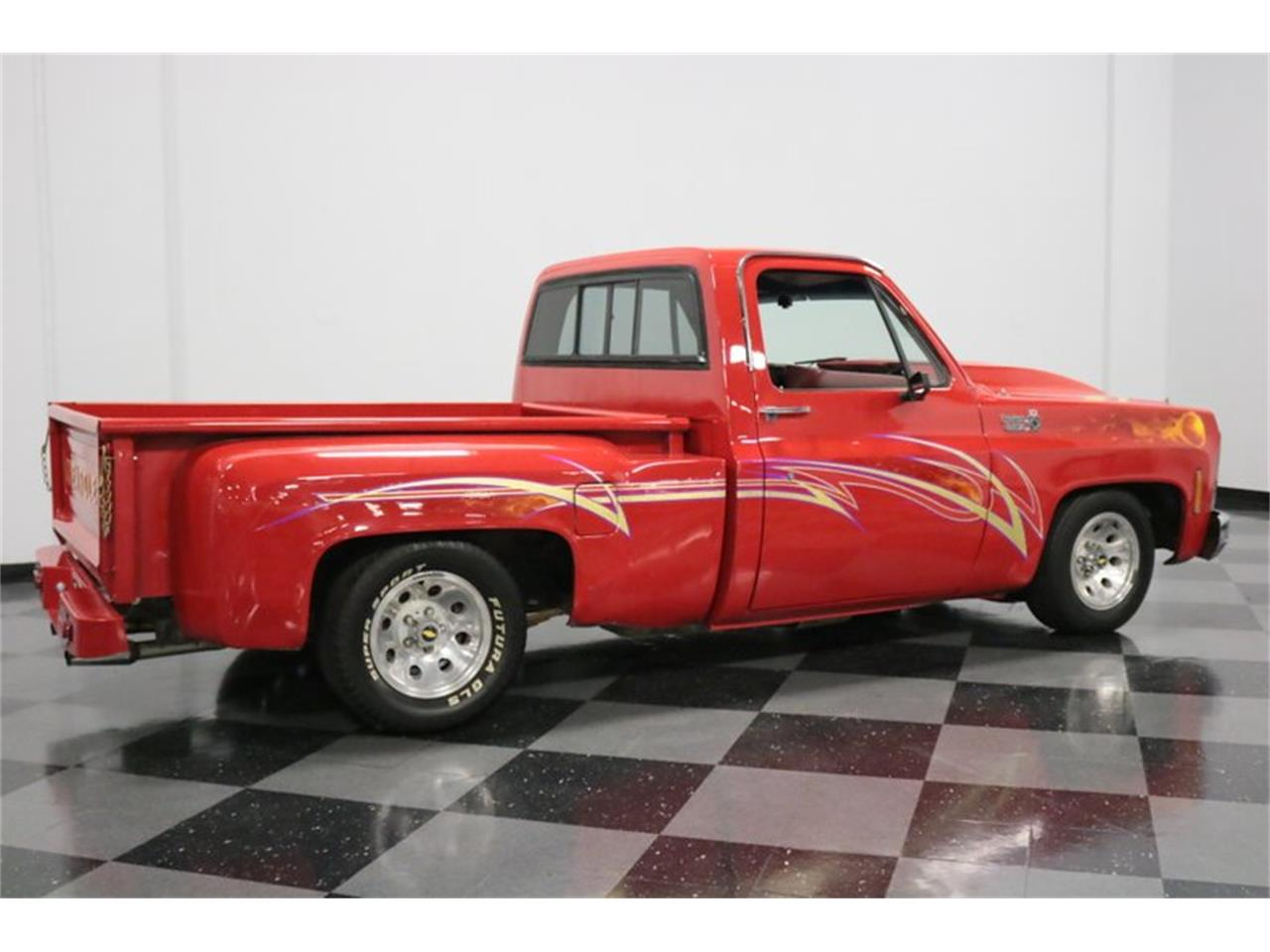 Large Picture of 1979 Chevrolet C10 located in Texas - $22,995.00 Offered by Streetside Classics - Dallas / Fort Worth - QAW7