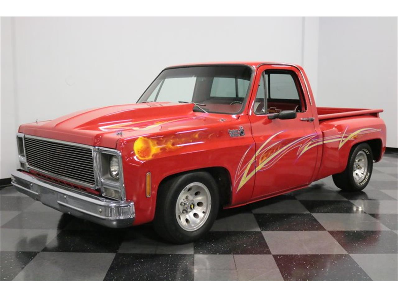 Large Picture of '79 C10 located in Texas Offered by Streetside Classics - Dallas / Fort Worth - QAW7