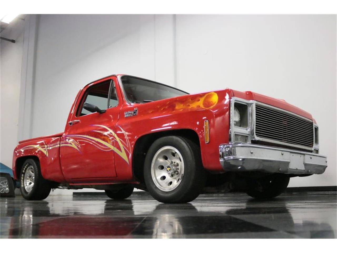 Large Picture of 1979 Chevrolet C10 - $22,995.00 Offered by Streetside Classics - Dallas / Fort Worth - QAW7