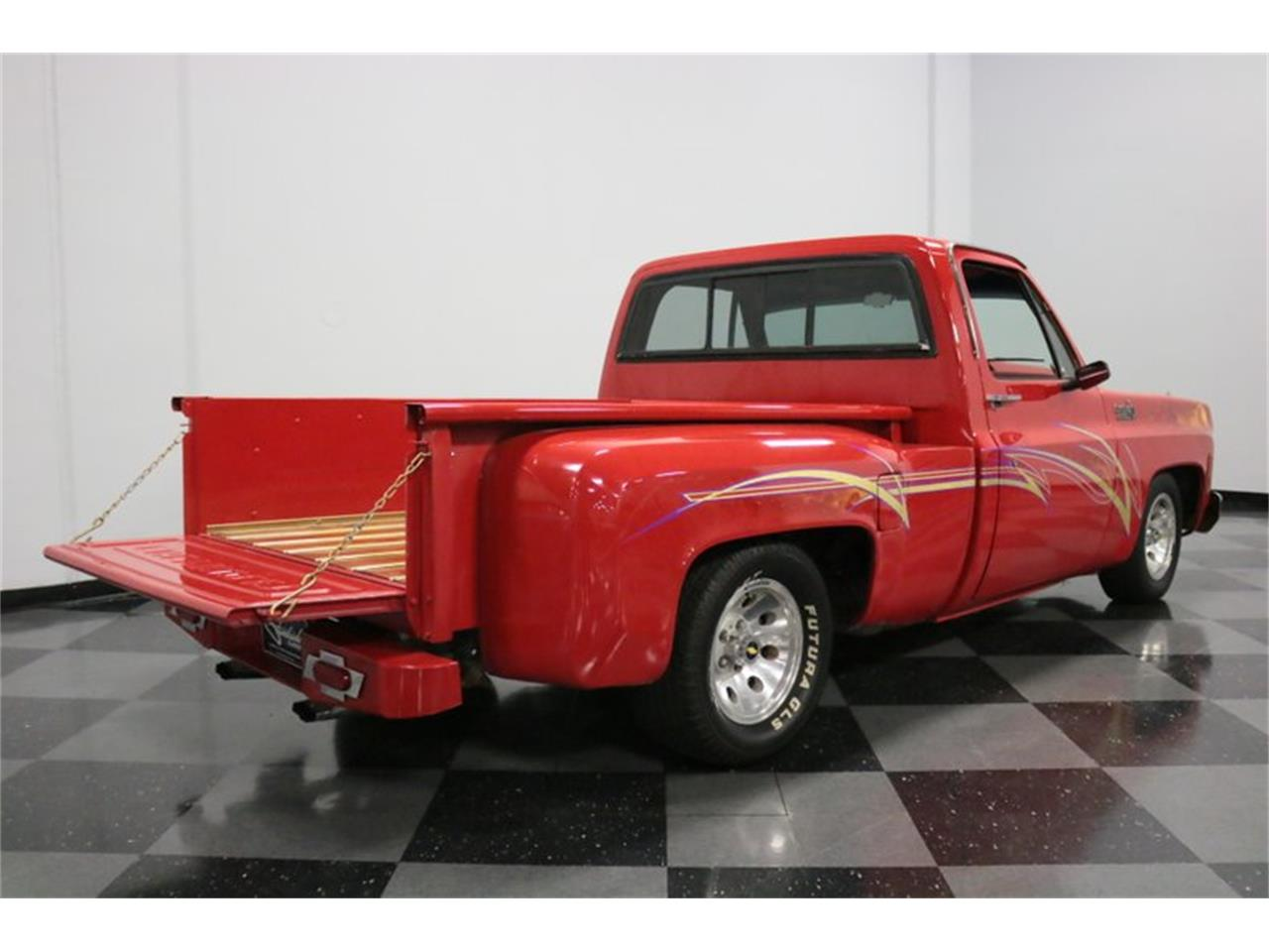 Large Picture of 1979 Chevrolet C10 located in Ft Worth Texas Offered by Streetside Classics - Dallas / Fort Worth - QAW7