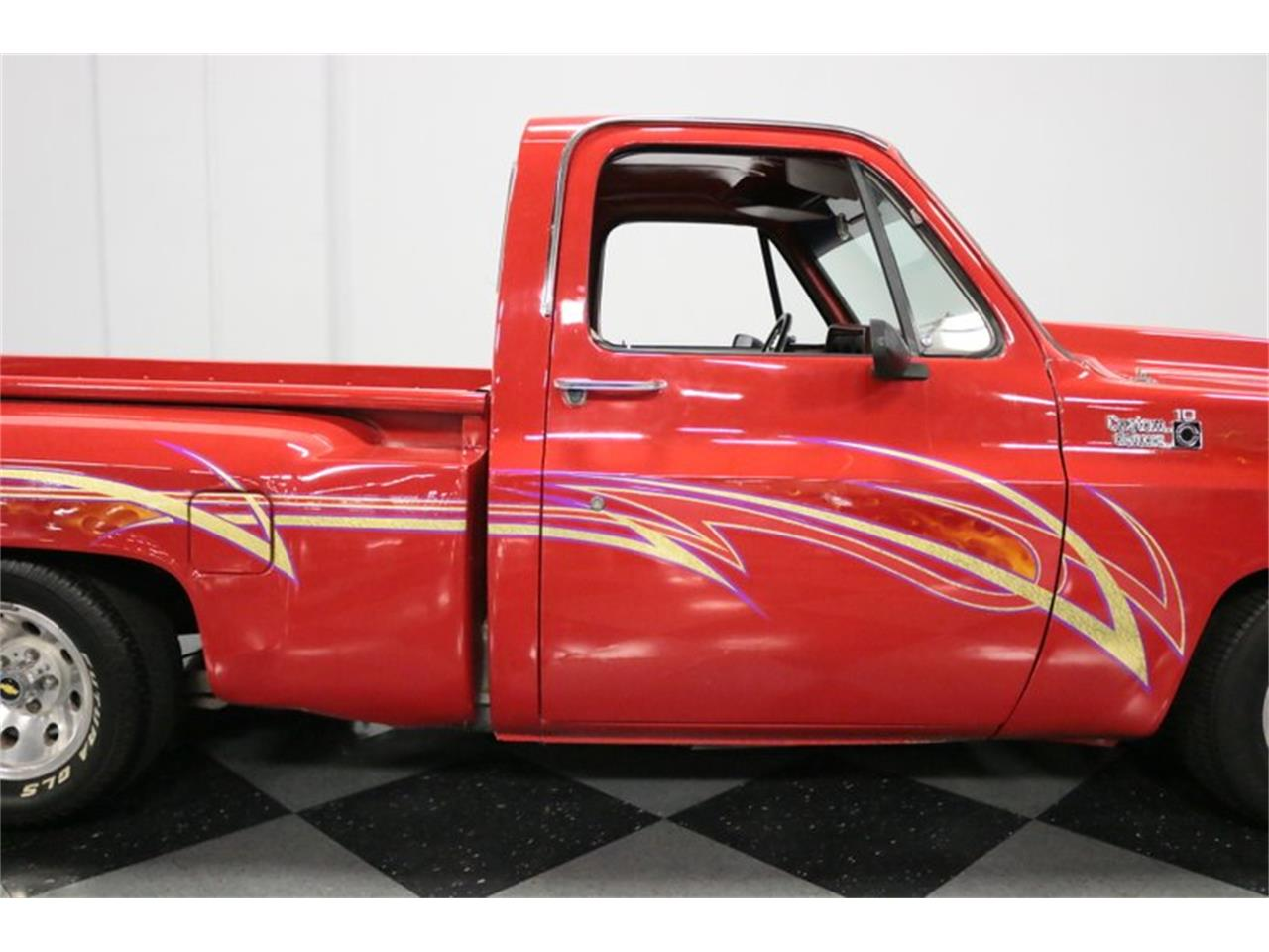 Large Picture of '79 Chevrolet C10 located in Texas Offered by Streetside Classics - Dallas / Fort Worth - QAW7