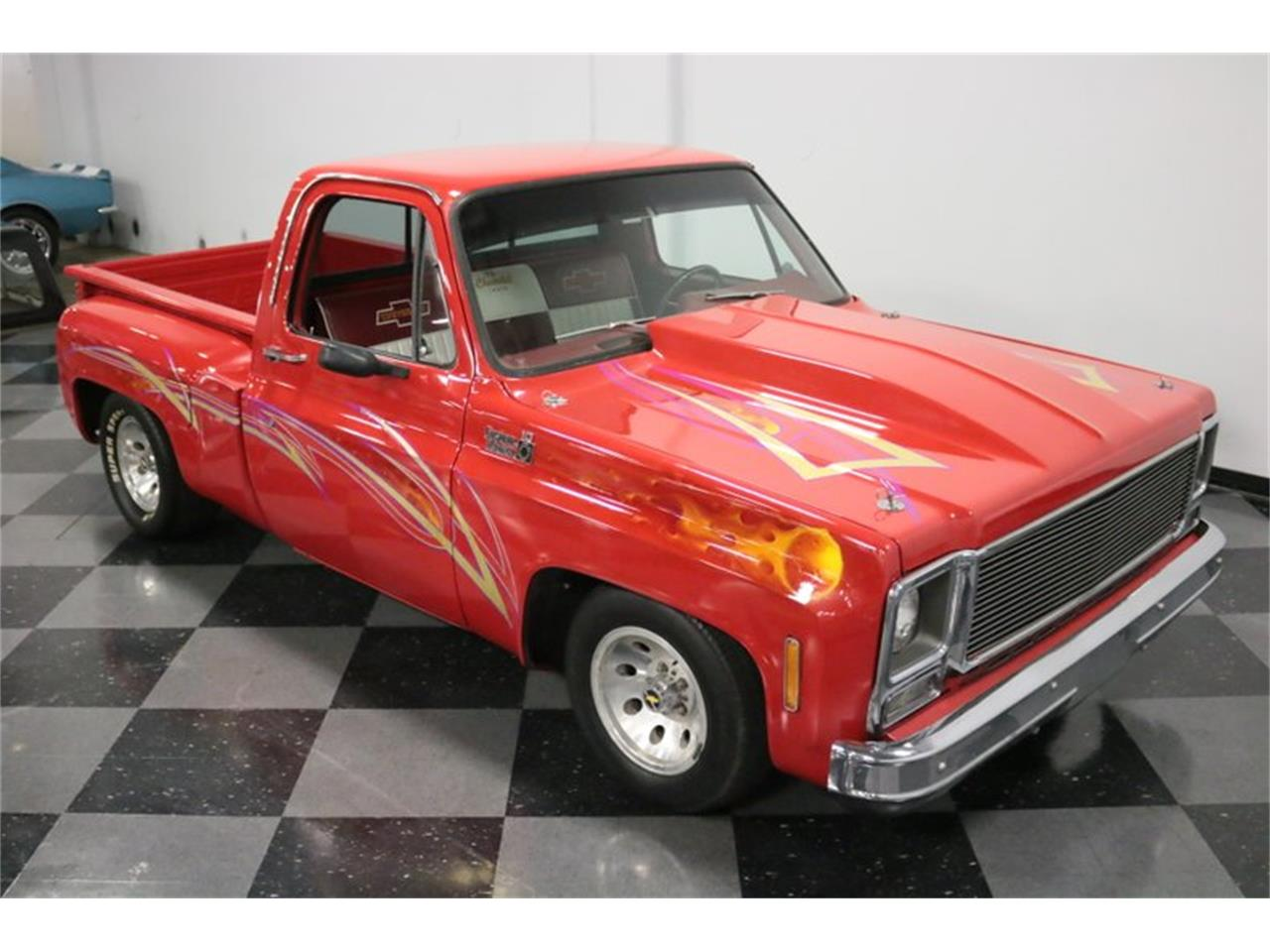 Large Picture of '79 Chevrolet C10 Offered by Streetside Classics - Dallas / Fort Worth - QAW7