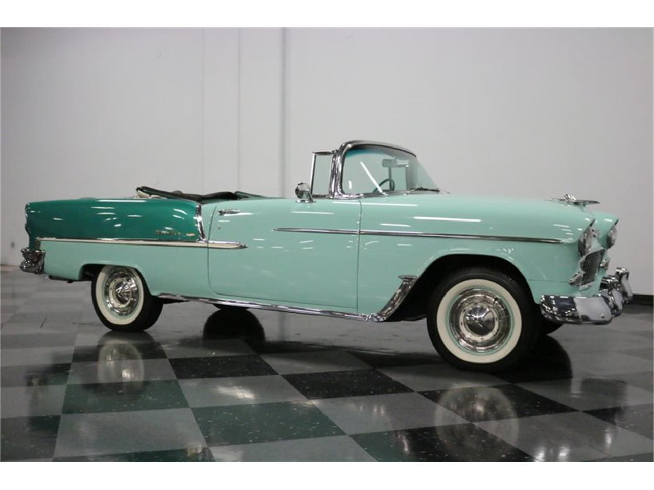 Large Picture of Classic '55 Bel Air - $76,995.00 - QAW8