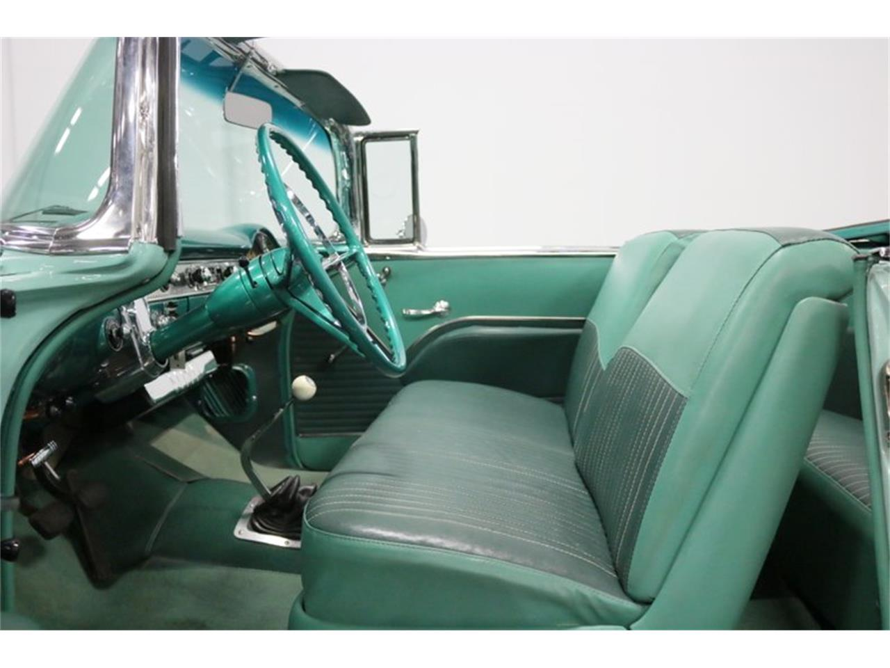 Large Picture of '55 Chevrolet Bel Air located in Texas - $76,995.00 Offered by Streetside Classics - Dallas / Fort Worth - QAW8