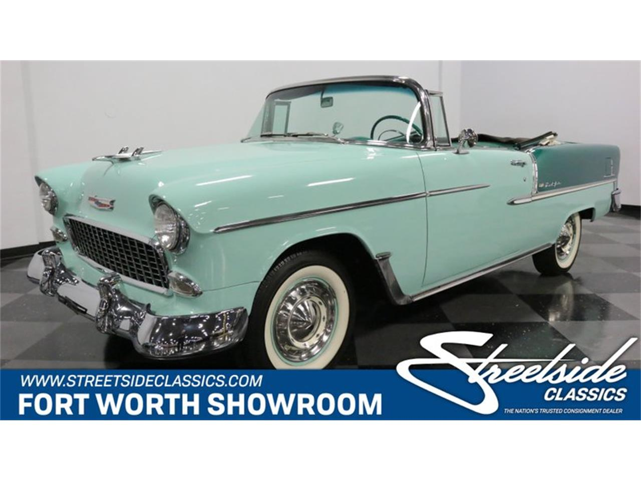 Large Picture of Classic 1955 Chevrolet Bel Air - QAW8