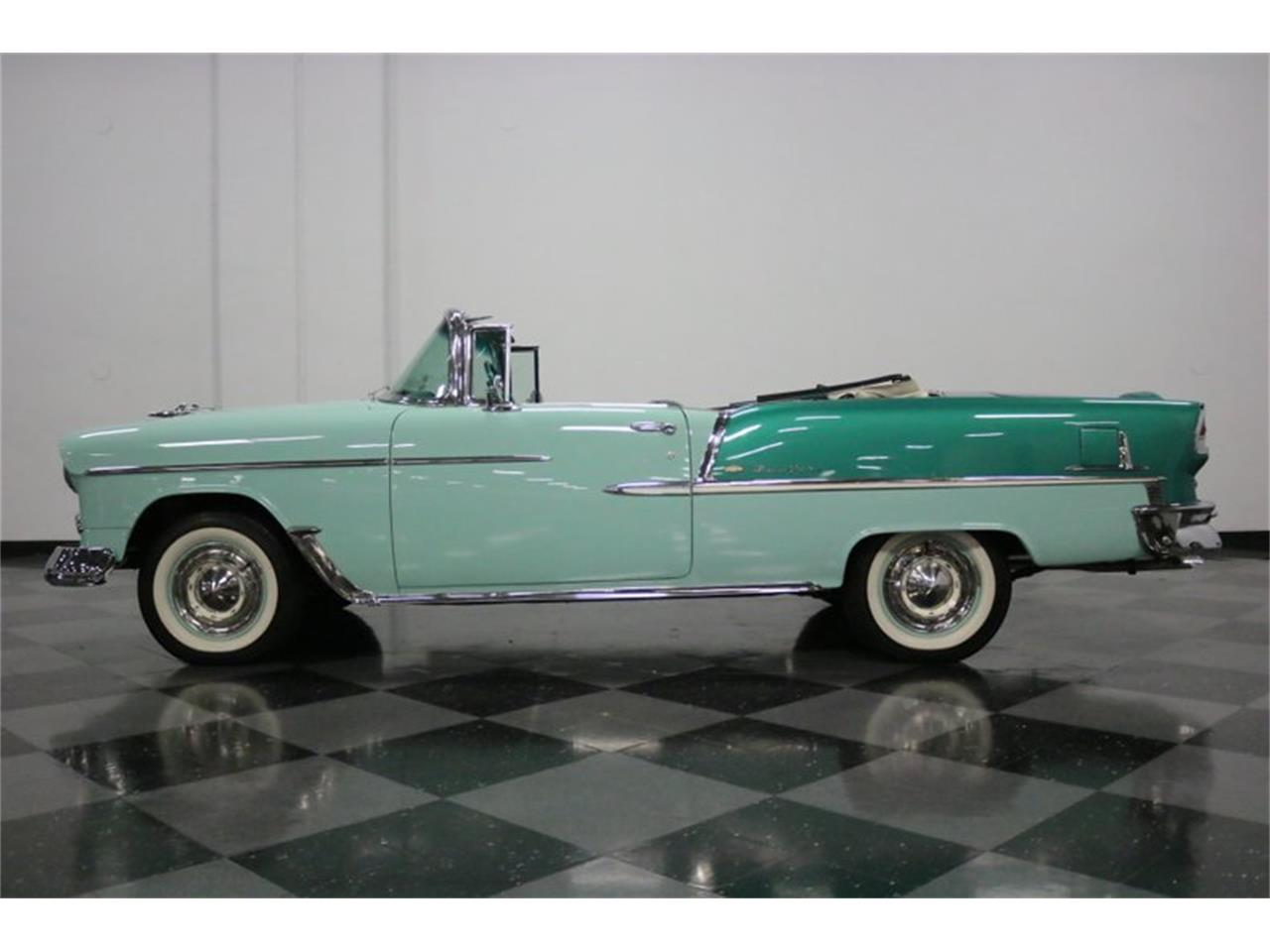 Large Picture of Classic '55 Chevrolet Bel Air - $76,995.00 - QAW8