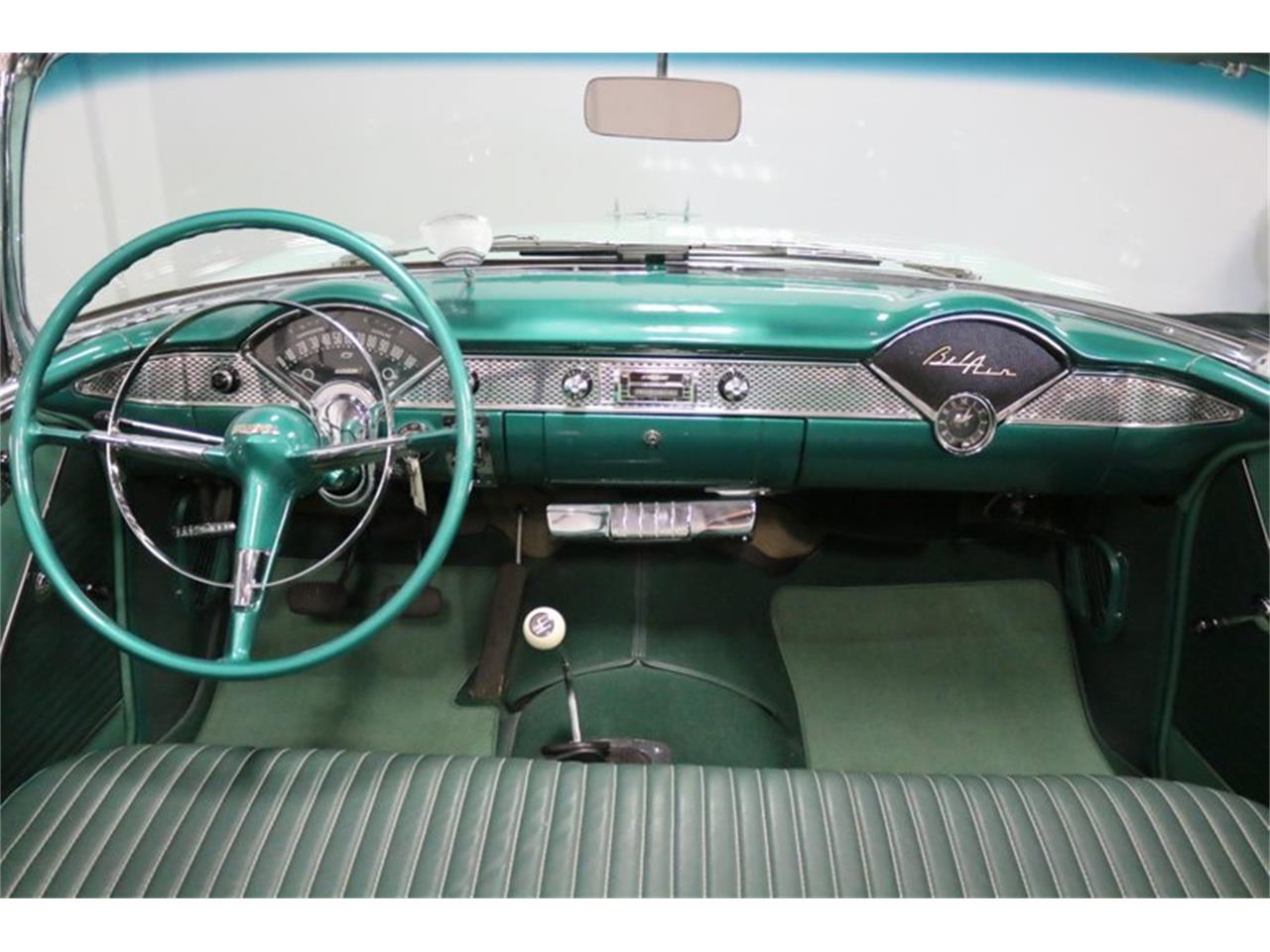 Large Picture of '55 Bel Air - QAW8