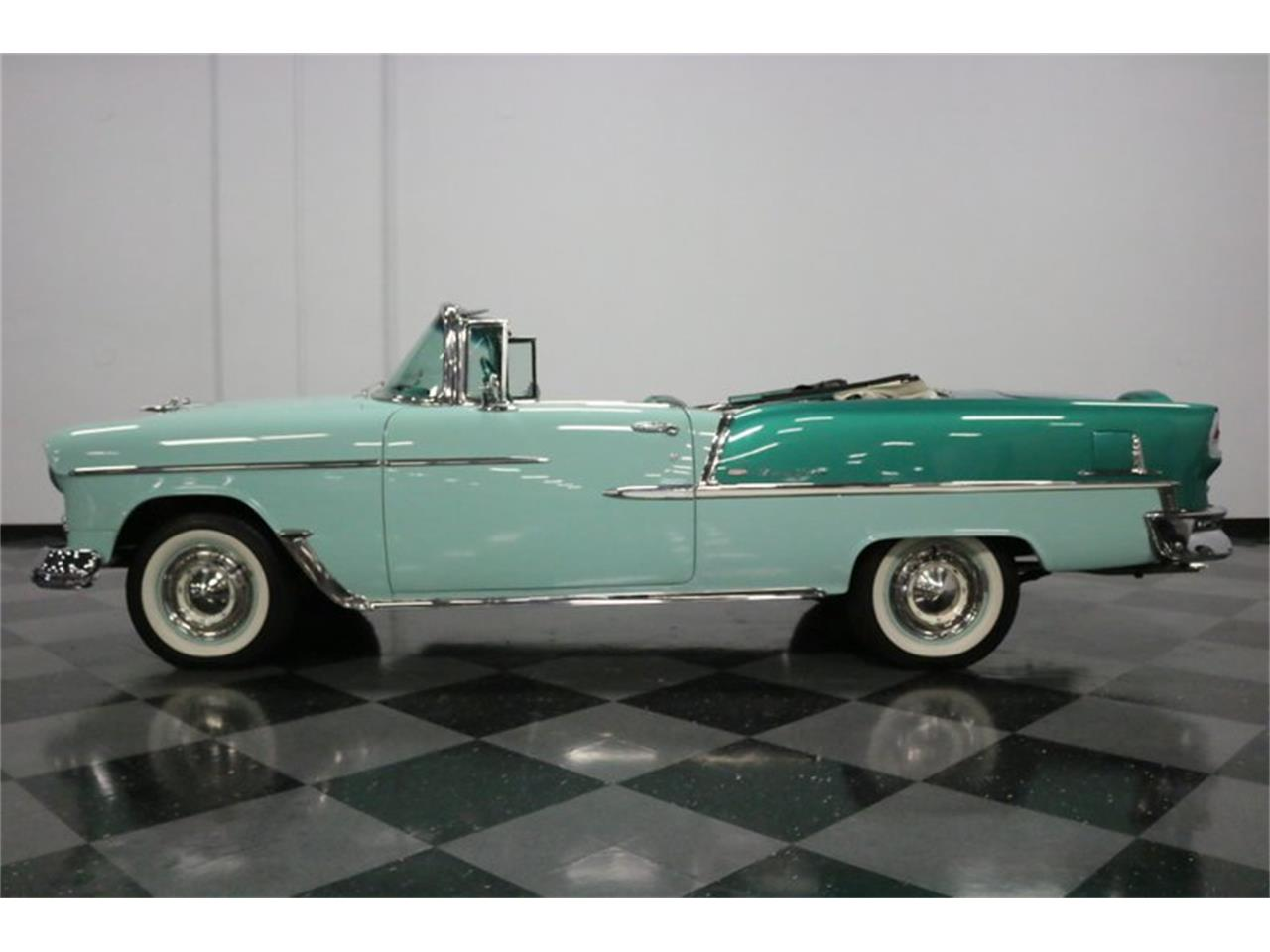 Large Picture of 1955 Bel Air located in Texas - QAW8