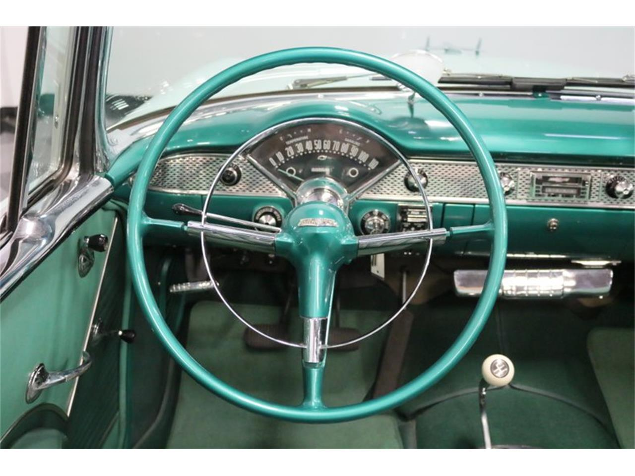 Large Picture of '55 Bel Air Offered by Streetside Classics - Dallas / Fort Worth - QAW8