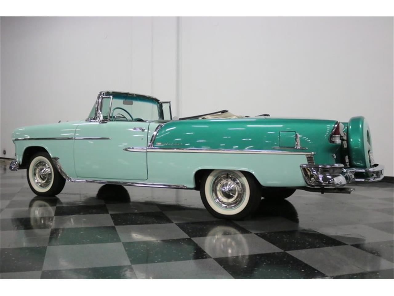 Large Picture of Classic 1955 Chevrolet Bel Air located in Texas - $76,995.00 - QAW8