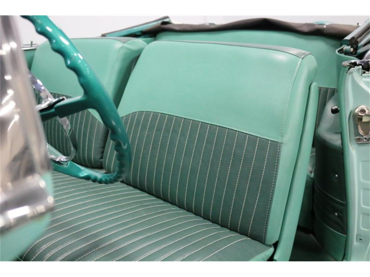 Large Picture of 1955 Chevrolet Bel Air located in Ft Worth Texas Offered by Streetside Classics - Dallas / Fort Worth - QAW8