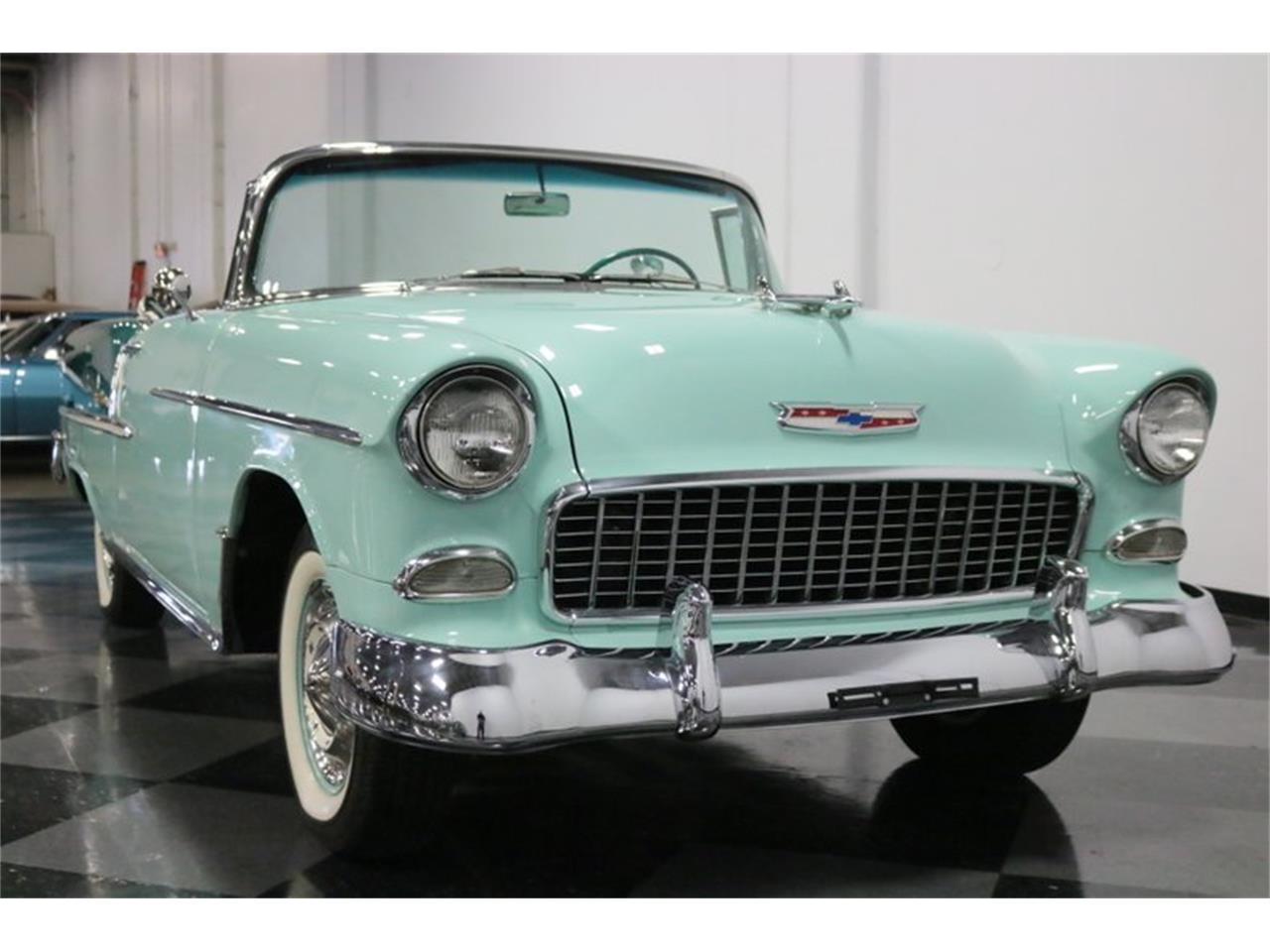 Large Picture of 1955 Bel Air located in Ft Worth Texas - $76,995.00 - QAW8